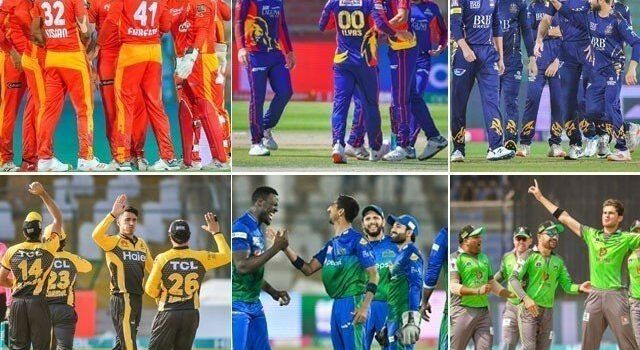 PSL 2021 Schedule of remaining Matches Announced