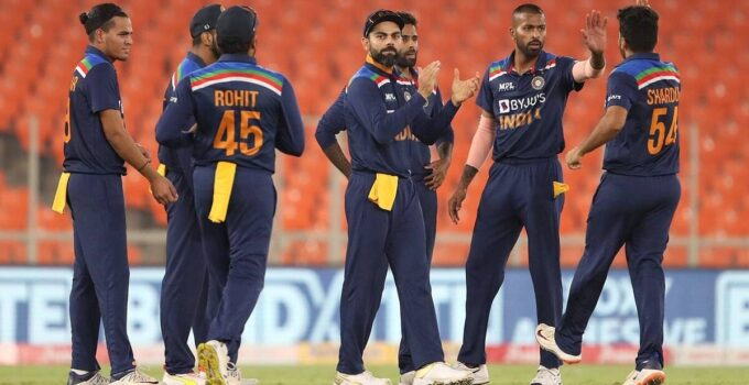 Team India's home season schedule for 2021-22