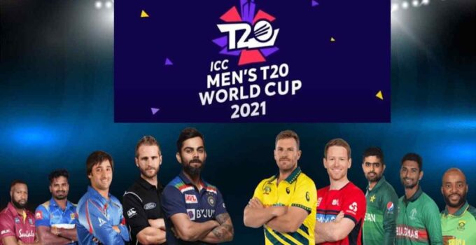 T20 World Cup 2021 Warm Up Matches Live TV Channels